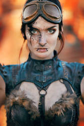 Warlady I by Wasteland-Warriors