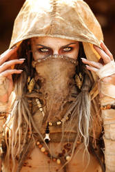 Nomad of the desert by Wasteland-Warriors