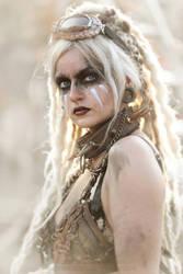 Desert Princess by Wasteland-Warriors