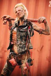 Lauretta by Wasteland-Warriors