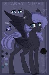 REF : Starry Night 2.1 by Dusty-Onyx