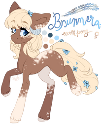 Brunnera Reference 1.0 by Dusty-Onyx