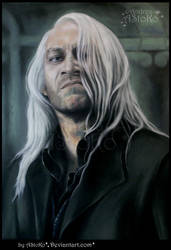 Lucius Malfoy PASTELL traditional by AStoKo