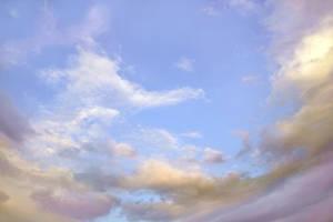 Heavenly clouds 2 ~ AStoKo STOCK by AStoKo
