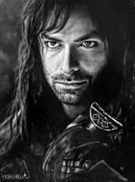 Dwarf Kili ~ Hobbit by AStoKo