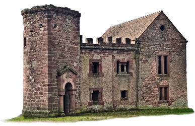 Haunted House ~ Castle png STOCK VS by AStoKo