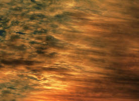 Abstract sunrise sky STOCK by AStoKo