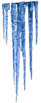 Icicle Ice png STOCK by AStoKo