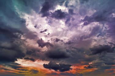 Fantasy Sky 03 by AStoKo by AStoKo