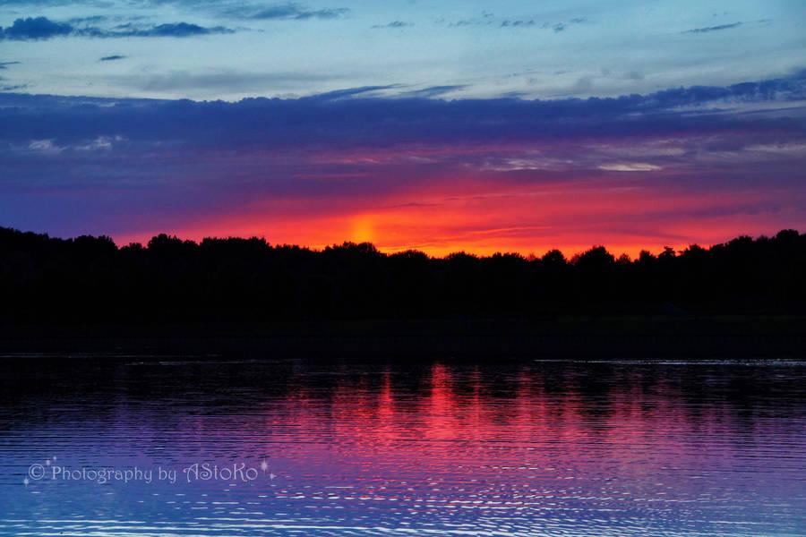 Sunrise by AStoKo