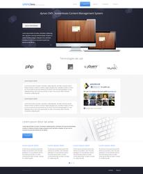Portfolio Design - for fun by callofsorrow