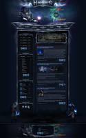 Hardcore Reloaded - Webdesign by King--Sora