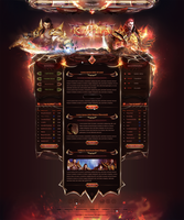 Karma2 - Webdesign by King--Sora
