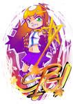 Starpunch Girl!! by typpnn