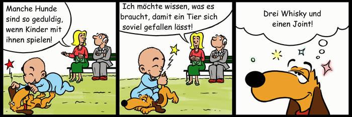 Wienerdog 031 by KiliComic