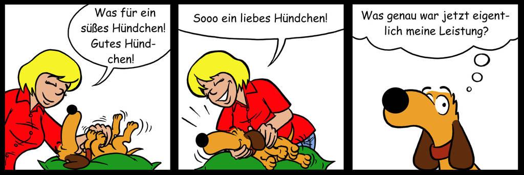 Wienerdog 038 by KiliComic