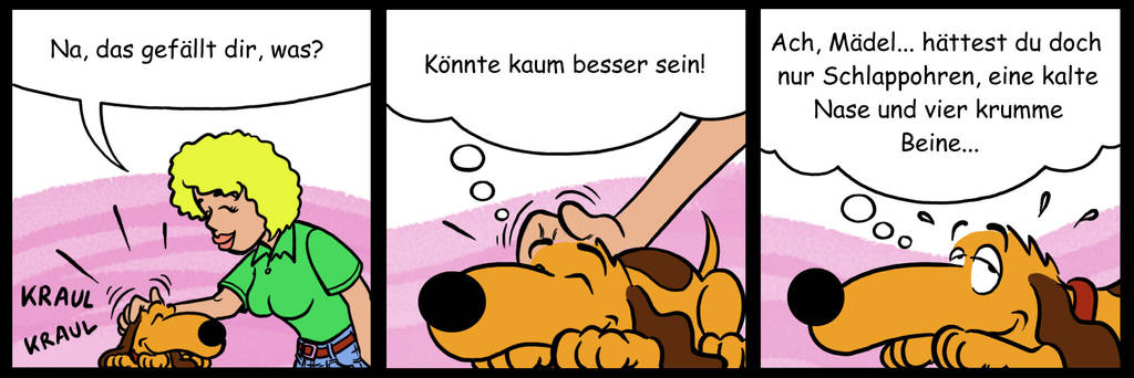 Wienerdog 041 by KiliComic