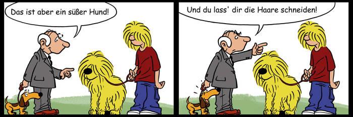 Wienerdog 052 by KiliComic