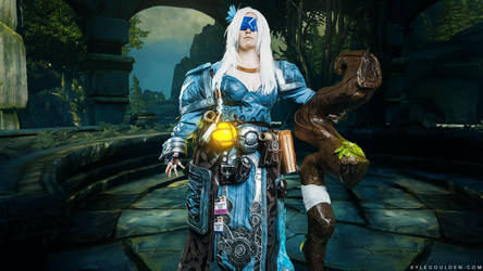 Muria - Darksiders 2 Cosplay by Mutchiness