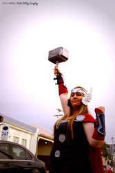 For Asgard! by Mutchiness