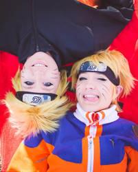 Naruto x 2 by Mutchiness