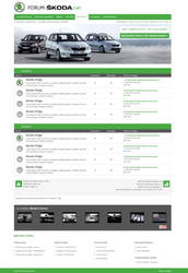 Forum-skoda.net, Theme Forum FluxBB by Illusiv-Fr