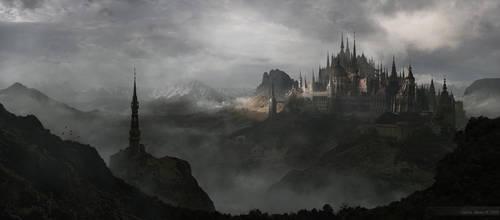 Castlelhia by JJasso