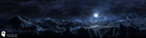 Halo wars Ice 01 by JJasso