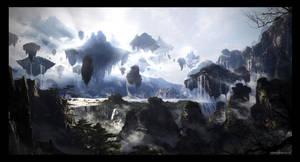 Dranon Falls by JJasso