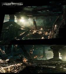 Transformers 3 Cybertron by JJasso