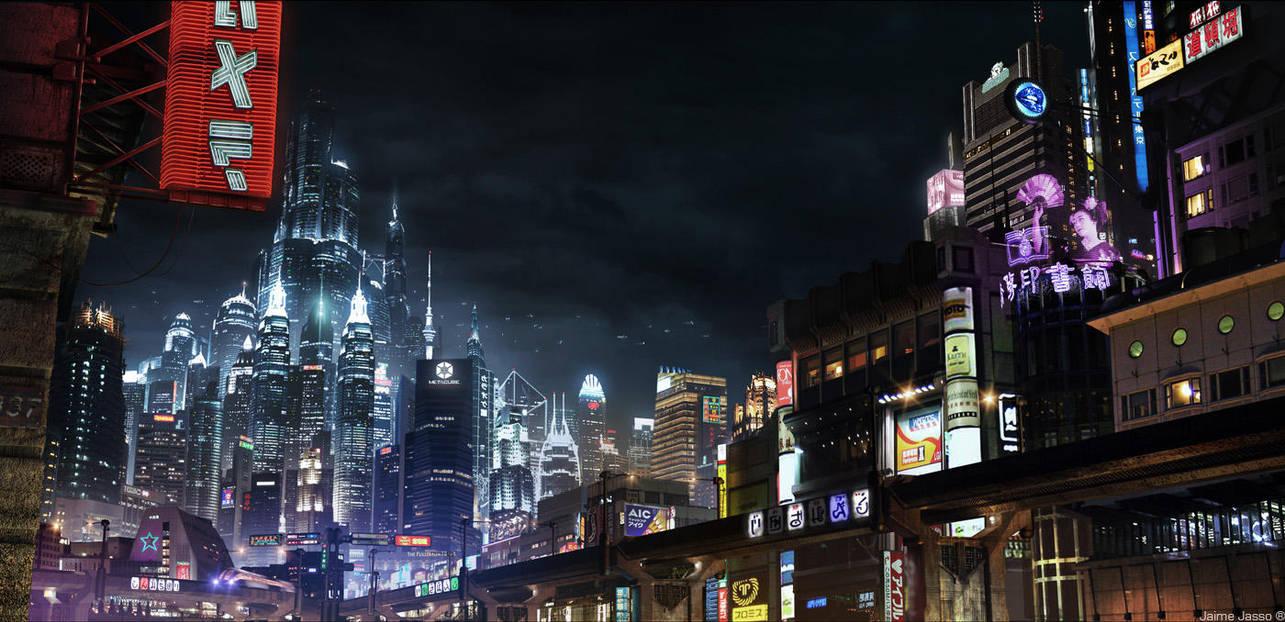 Thekno City by JJasso