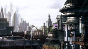 Industrial City by JJasso