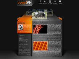Freelancer Designer Portfolio by chrbet