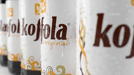 Kofola bottles by chrbet