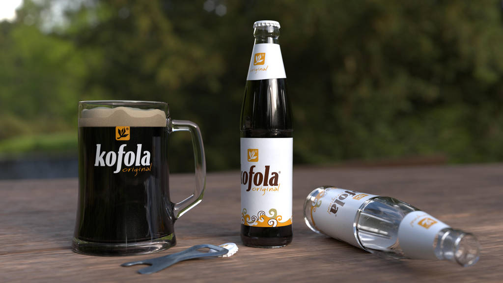 Kofola on table by chrbet