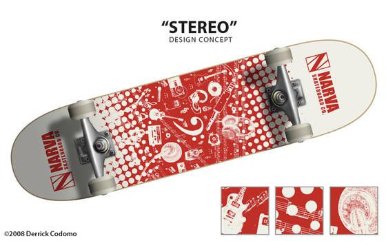 Stereo by Murakumon