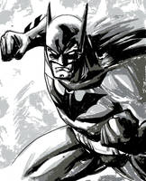 Batman by PhillieCheesie
