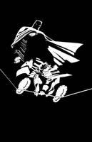 The Dark Knight Returns by PhillieCheesie
