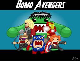 Domo Avengers by PhillieCheesie