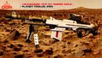 N7 Sniper Rifle by 50calibagramma