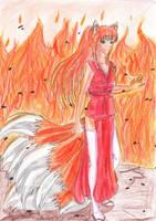 Hayet by Kayra-Wolfy