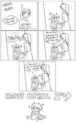 April Fool's Day by Like-a-Pike