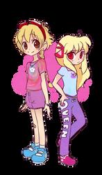 Cousins by Like-a-Pike