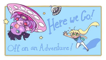 Adventure! by Like-a-Pike