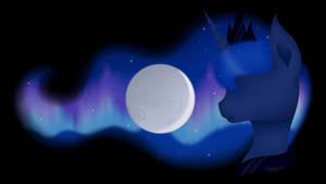 The Moon by Victoria-Luna