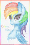  Traditional #11 Rainbow Dash by Victoria-Luna