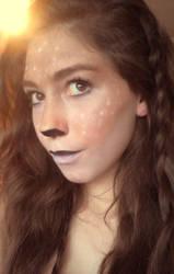 Fawn Makeup I by tye104