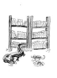 Random Scottish Fanfic Chapter 13 Illustration by InfraredMoth