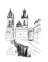Random Scottish Fanfic Chapter 14 Illustration by InfraredMoth
