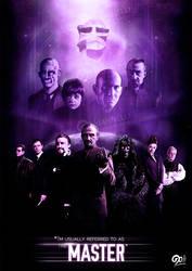 Master Poster by ginovanta